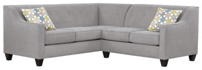Axis Sectional, Grey/Tidal, swatch