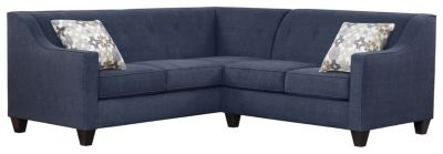 Axis Sectional, Navy/Moonstone, swatch