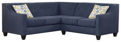 Axis Sectional, Navy/Tidal, swatch