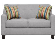 shop Axis-Grey-Loveseat