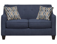 shop Axis-Navy-Loveseat