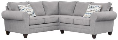 Saxon Sectional, Grey/Marble, swatch