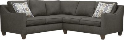 Farrah Sectional, Charcoal/Moonstone, swatch