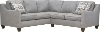 Farrah Sectional, Grey/Moonstone, swatch