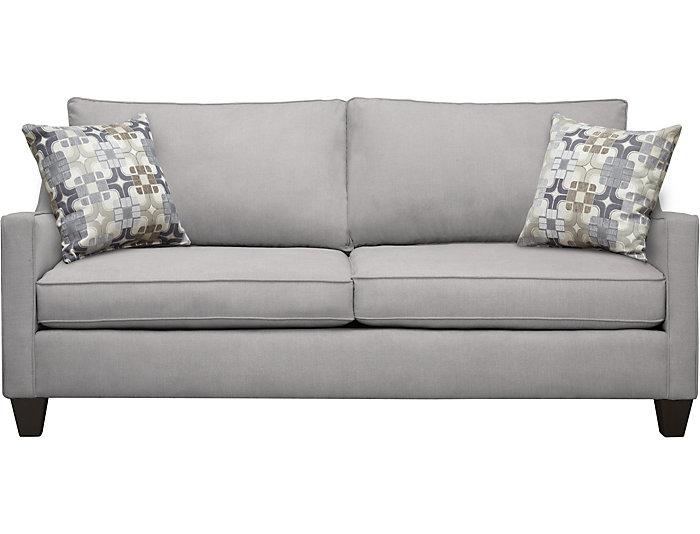 Farrah Grey Sofa, , large