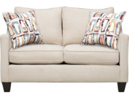 shop Farrah-Beige-Loveseat