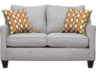 shop Farrah-Grey-Loveseat