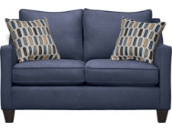 shop Farrah-Navy-Loveseat