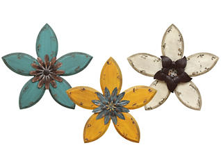 Antique Wall Flower Collection, , large