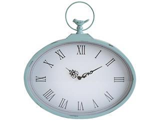 Shabby Wall Clock, , large
