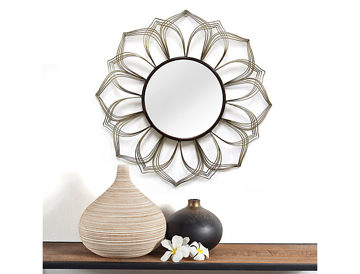 Ariana Wall Mirror, , large