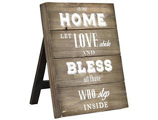In Our home Table Top Decor, , large