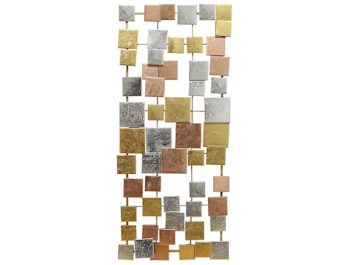 Geometric Tiles Wall Decor, , large