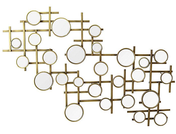 Elegant Clusters Mirror, , large