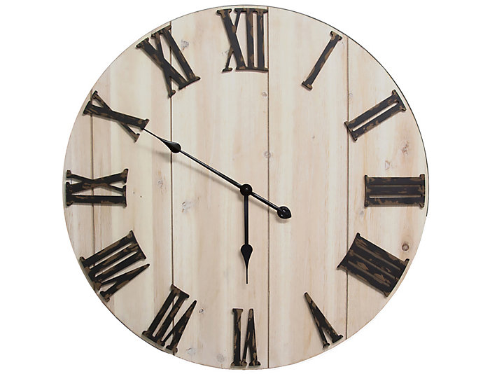 Glasgow Wall Clock, , large