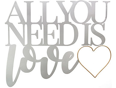 All You Need Is Love Wall Art, , large