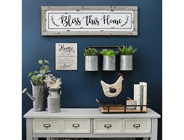 Bless This Home Framed Sign, , large