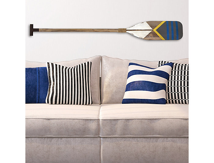 Nautical Oar Decor, , large
