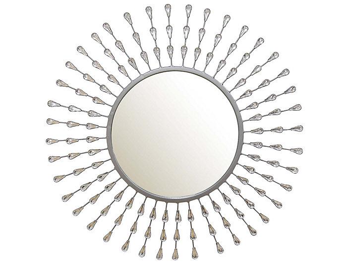 Melissa Tear Drop Mirror, , large