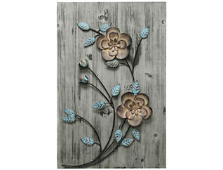 Rustic Floral Panel II, , large