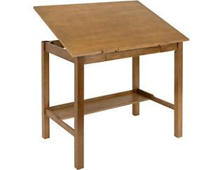 Jasper Wide Drafting Table, , large