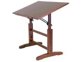 Lloyd 2pc Drafting Table Set, , large