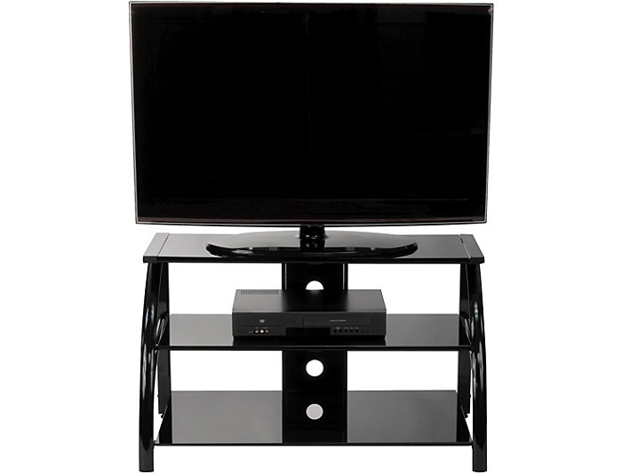 Kira 37 Black Tv Stand
