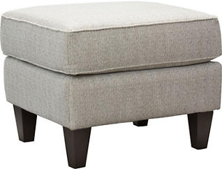 Giselle III Accent Ottoman, , large