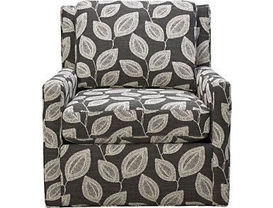 Willow Swivel Accent Chair, , large