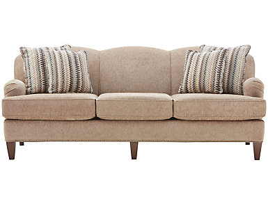 Scarlett IV Sofa, Beige, , large