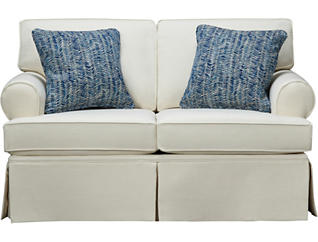 Larimar-II Loveseat, , large