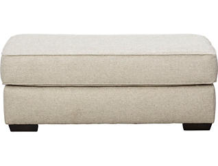 Willow Ottoman, , large