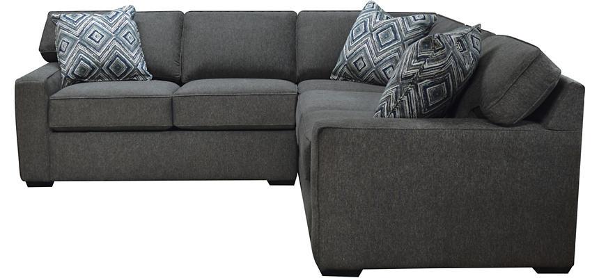 Diamond 2 Piece Right-Arm Facing Corner Sofa Sectional