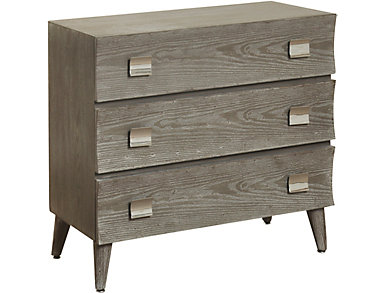 Curves 3 Drawer Chest, , large