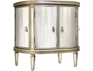 Demilune 4 Door Cabinet, , large