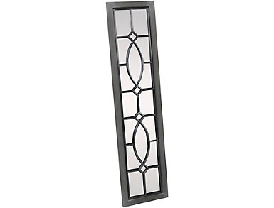 Iron Patterned Wall Mirror, , large