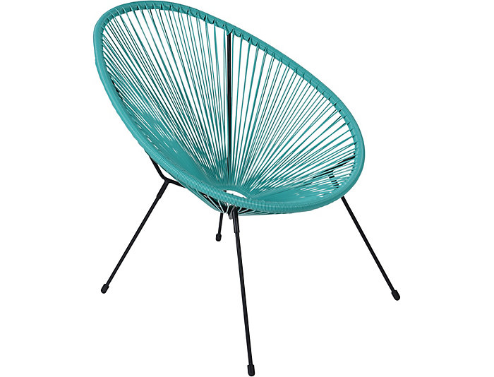 Genial String Outdoor Accent Chair