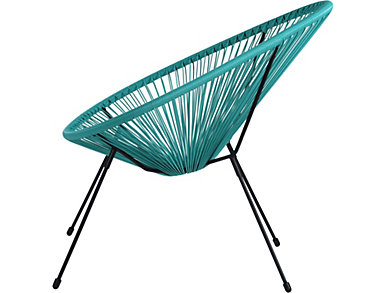 String Outdoor Accent Chair, , large