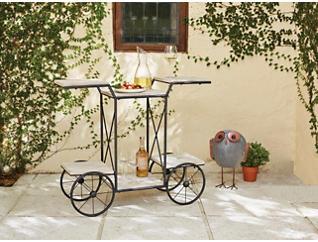 Multi Level Wheeled Cart, , large