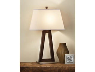 Modern Edge Table Lamp, , large