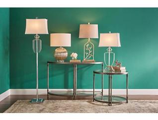 Tuscana Metal Table Lamp, , large