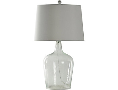 Glass Bottle Table Lamp, , large
