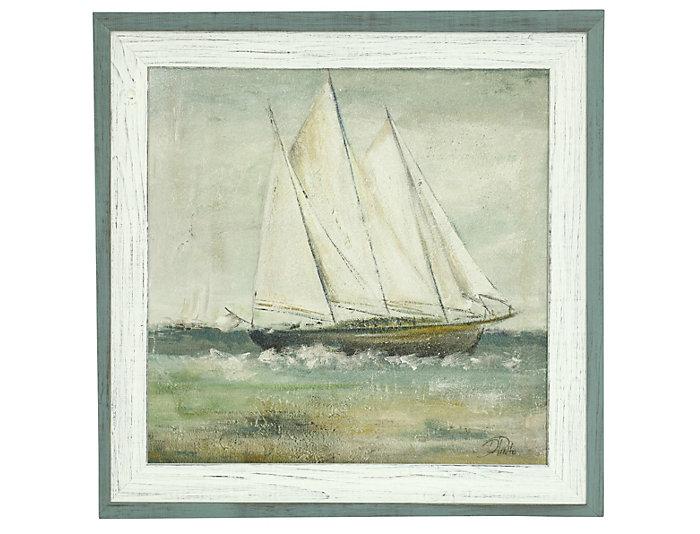 Cape Cod Sailboat II - Print, , large