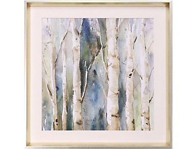 Birch Trees Wall Art I, , large