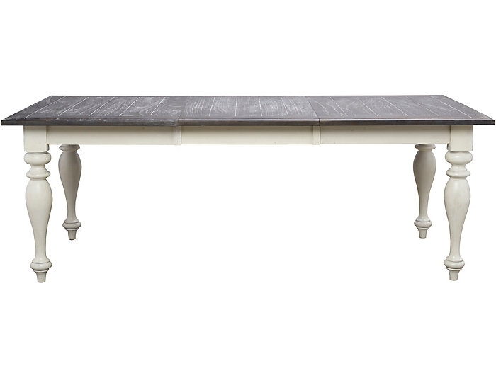 Carriage House Cream Dining Table