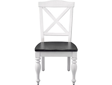 Carriage House X-Back Chair, , large