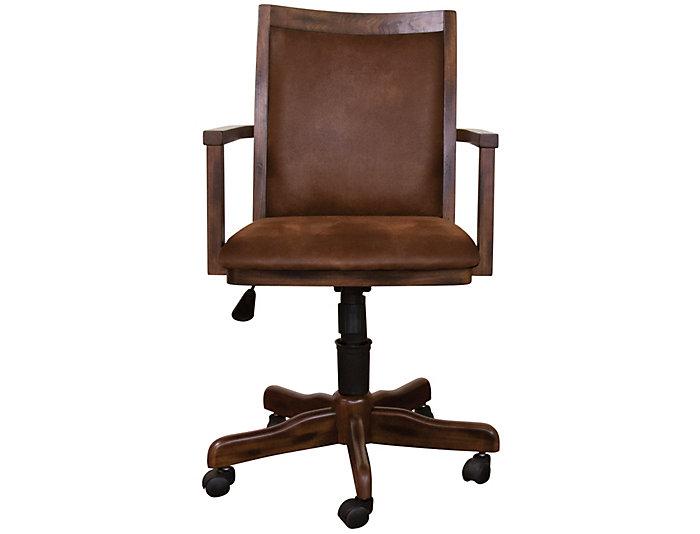 Santa Fe Gas Lift Arm Chair, , large