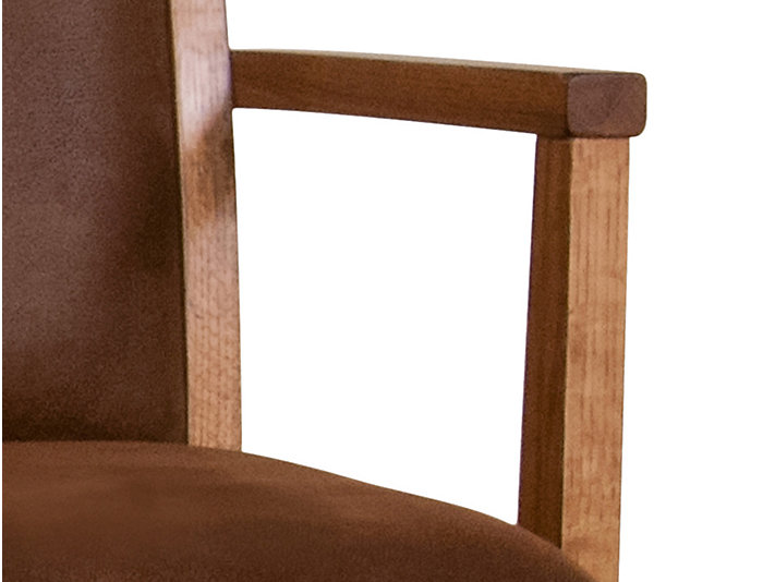Sedona Gas Lift Arm Chair, , large