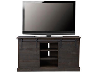 "Dalton 65"" Charred Oak Console, , large"