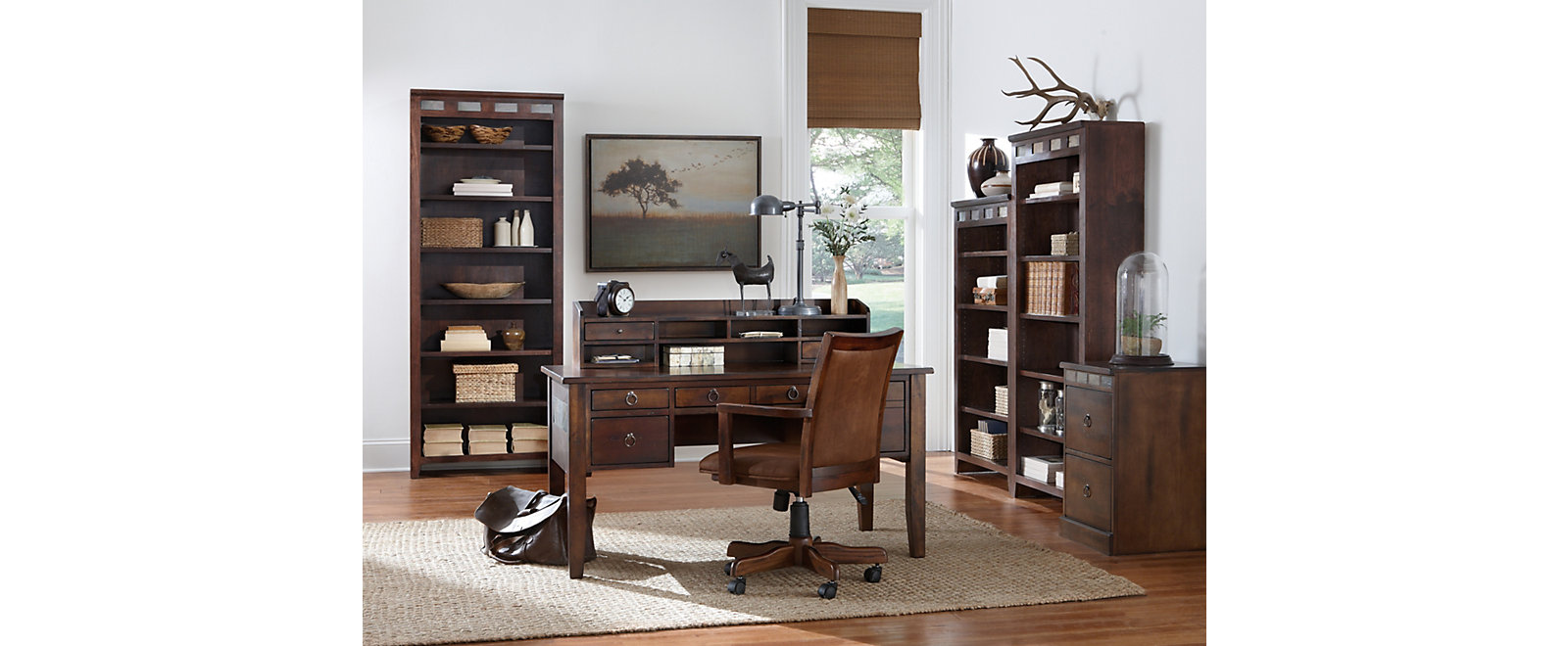 Santa Fe Office Collection, , large